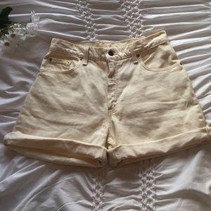 Levi 550 shorts
